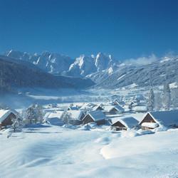 Gosau im Winter