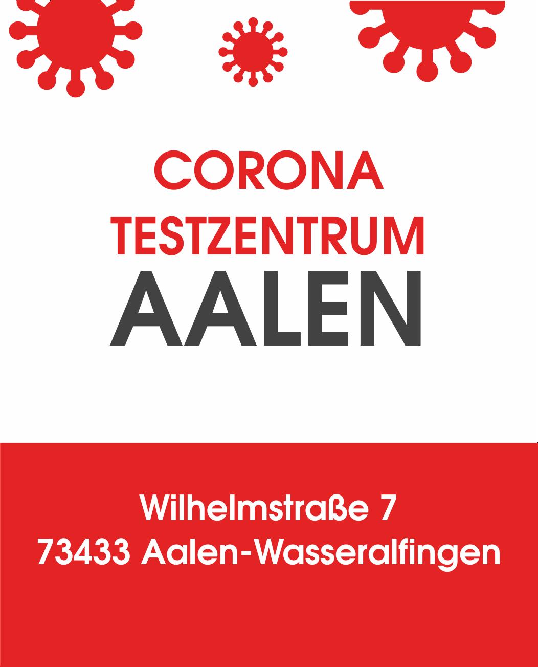 Testzentrum Aalen-Wasseralfingen