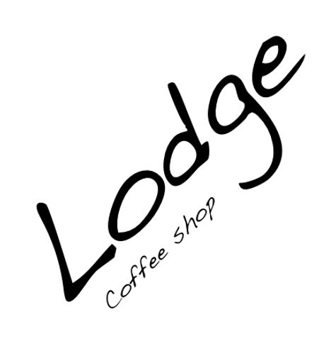 Lodge Coffee Shop Logo