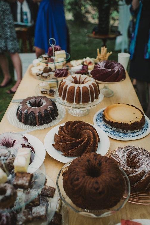 Lodge Coffee Shop Bespoke Homemade Cakes