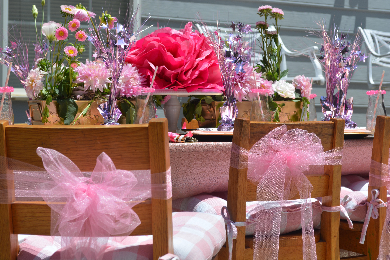Pink 6th Birthday