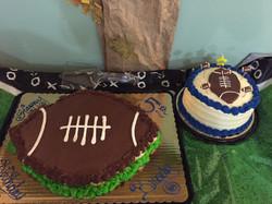 Football Themed Birthday