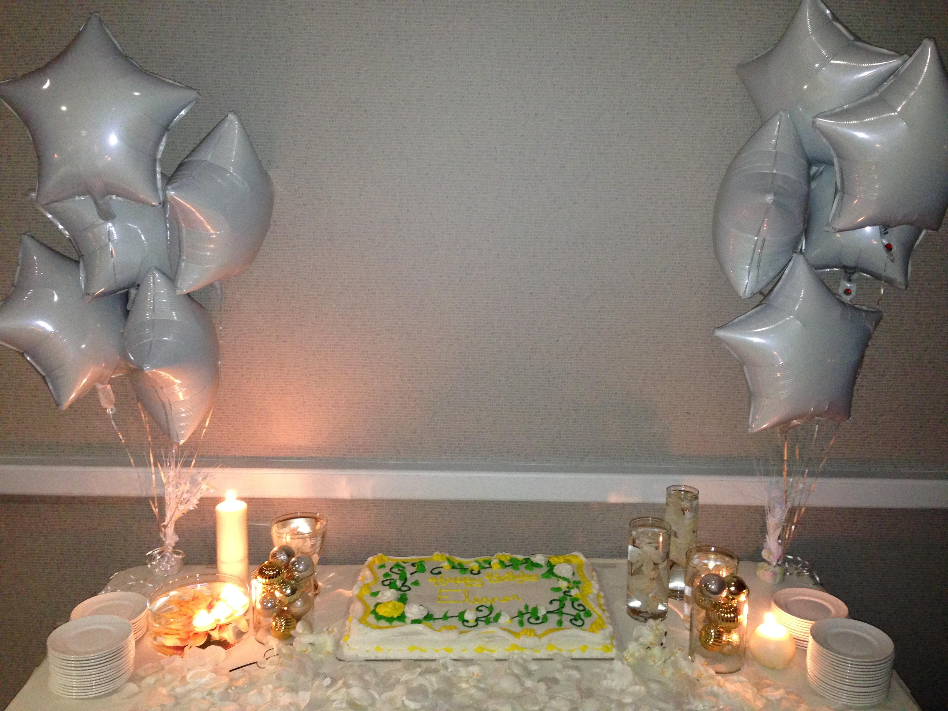 80th Birthday Dinner