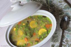 Masoor Zephyr Soup