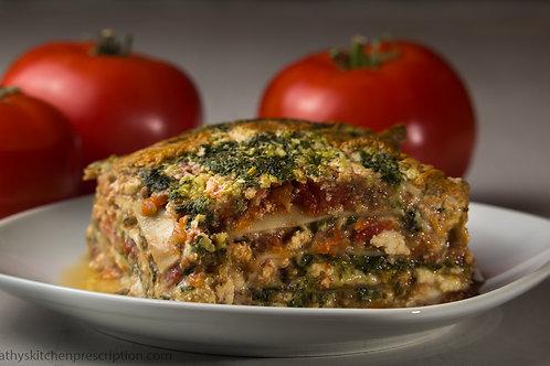 All-Veggie Lasagna