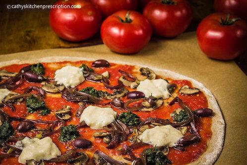 Artisanal Pizza & Bread Twists