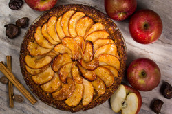 Winter Apple Crostata