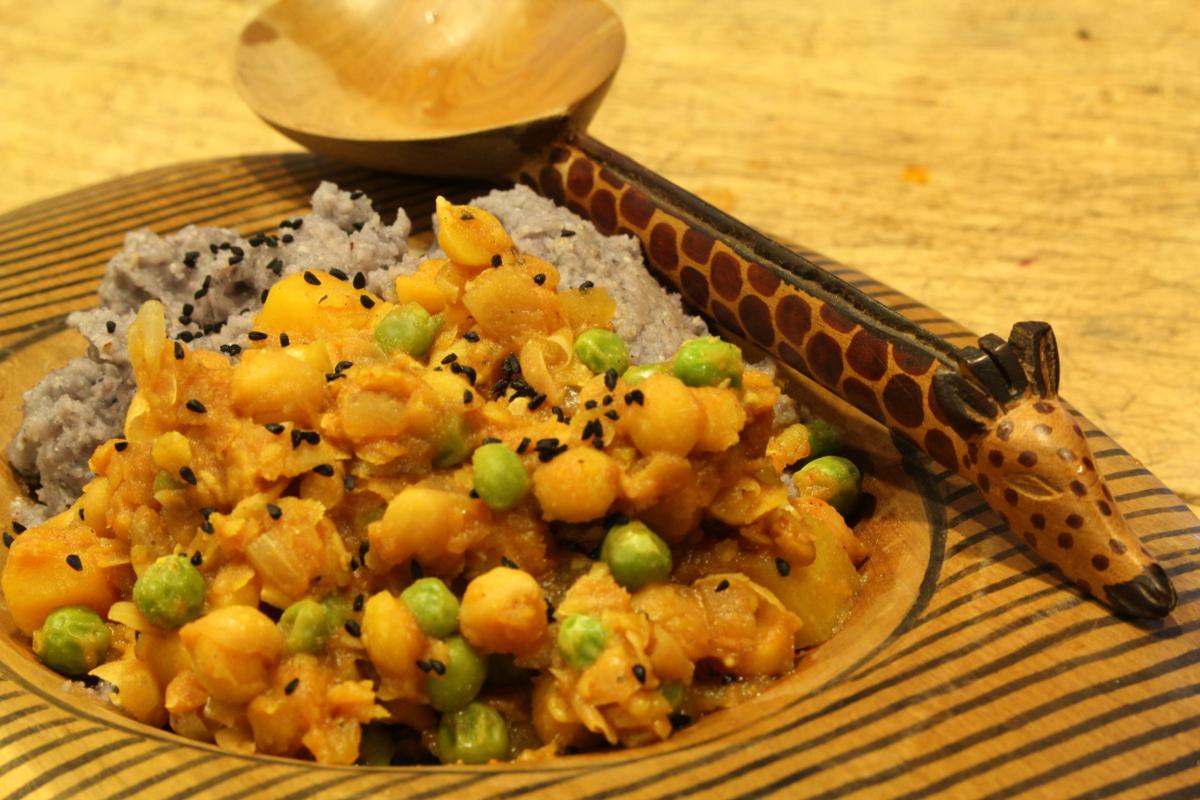 Spicy Ethiopian stew