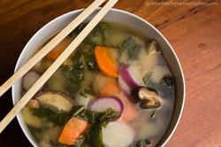 Hinona Kabu Miso Soup