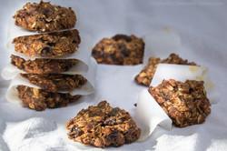 Homey Oatmeal Raisin Cookies