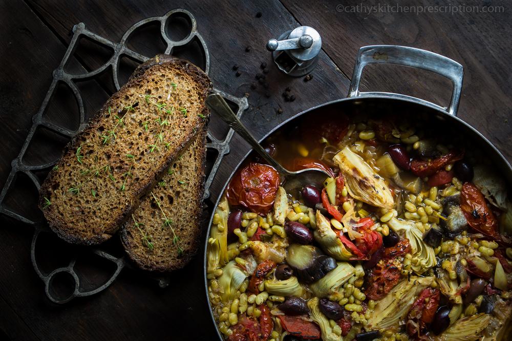 Baked Beans Provençal