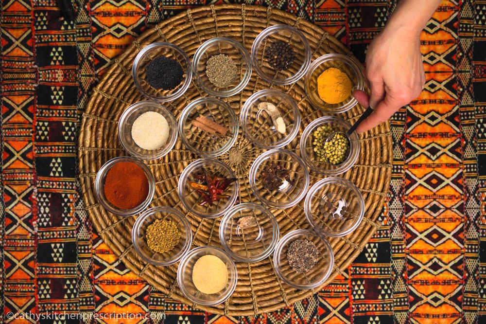 Berbere, Ethiopian Spice Blend