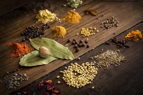 Ras el Hanout (Moroccan spice blend)