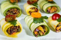 Involtini di verdura