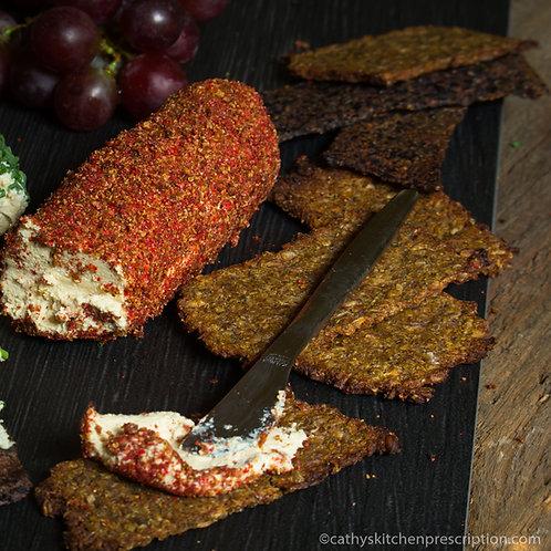 Whole Grain Flatbread Crackers