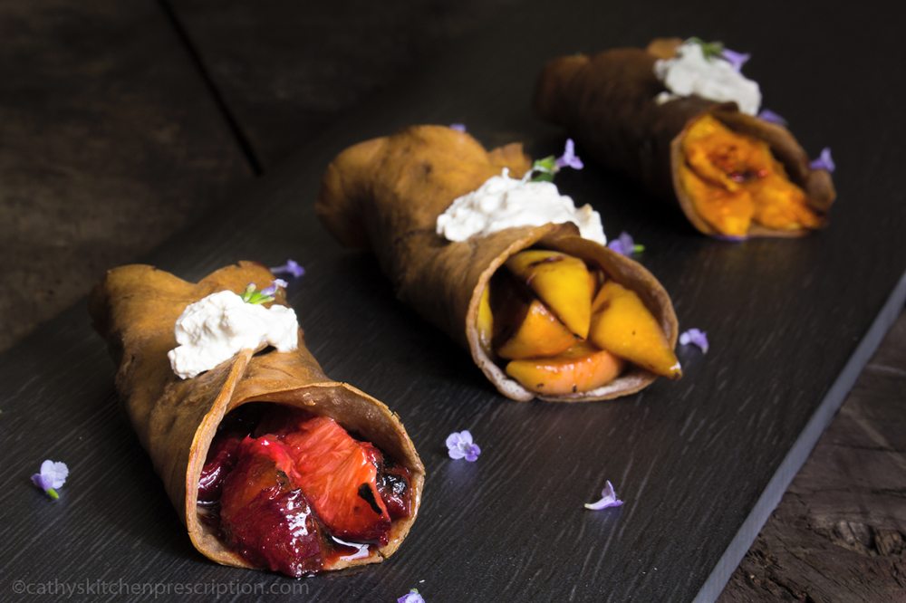 Chestnut Crêpes