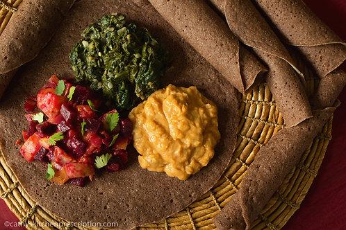 Ethiopian Greens (Ye'abesha Gomen)