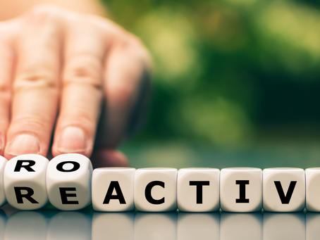 The ROI of Being Proactive