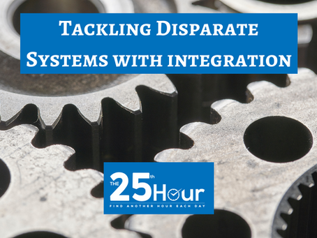 Integrating Disparate Systems