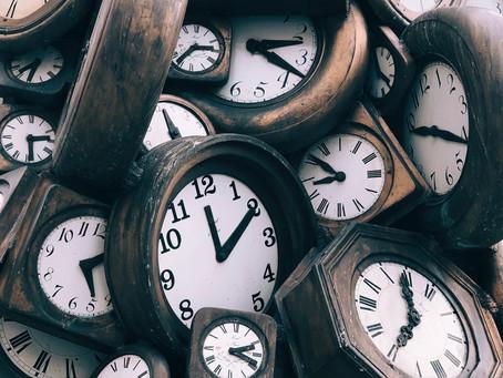 The Truth about Procrastination (or Precrastination*)