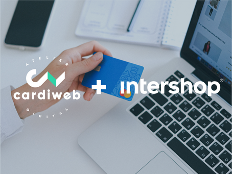Cardiweb signe un partenariat avec Intershop
