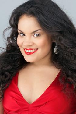 MaryAnna Savon Red Lips by Eteri