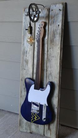 Custom Made Guitar Light