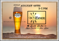 FAM BREW FLYER FEATHERS