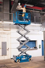 scissor lift Training