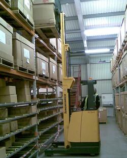 Forklift Truck Training