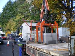 Lorry Loader Crane Training