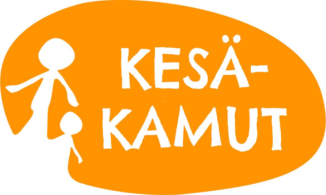 Kesäkamut-logon suunnittelu