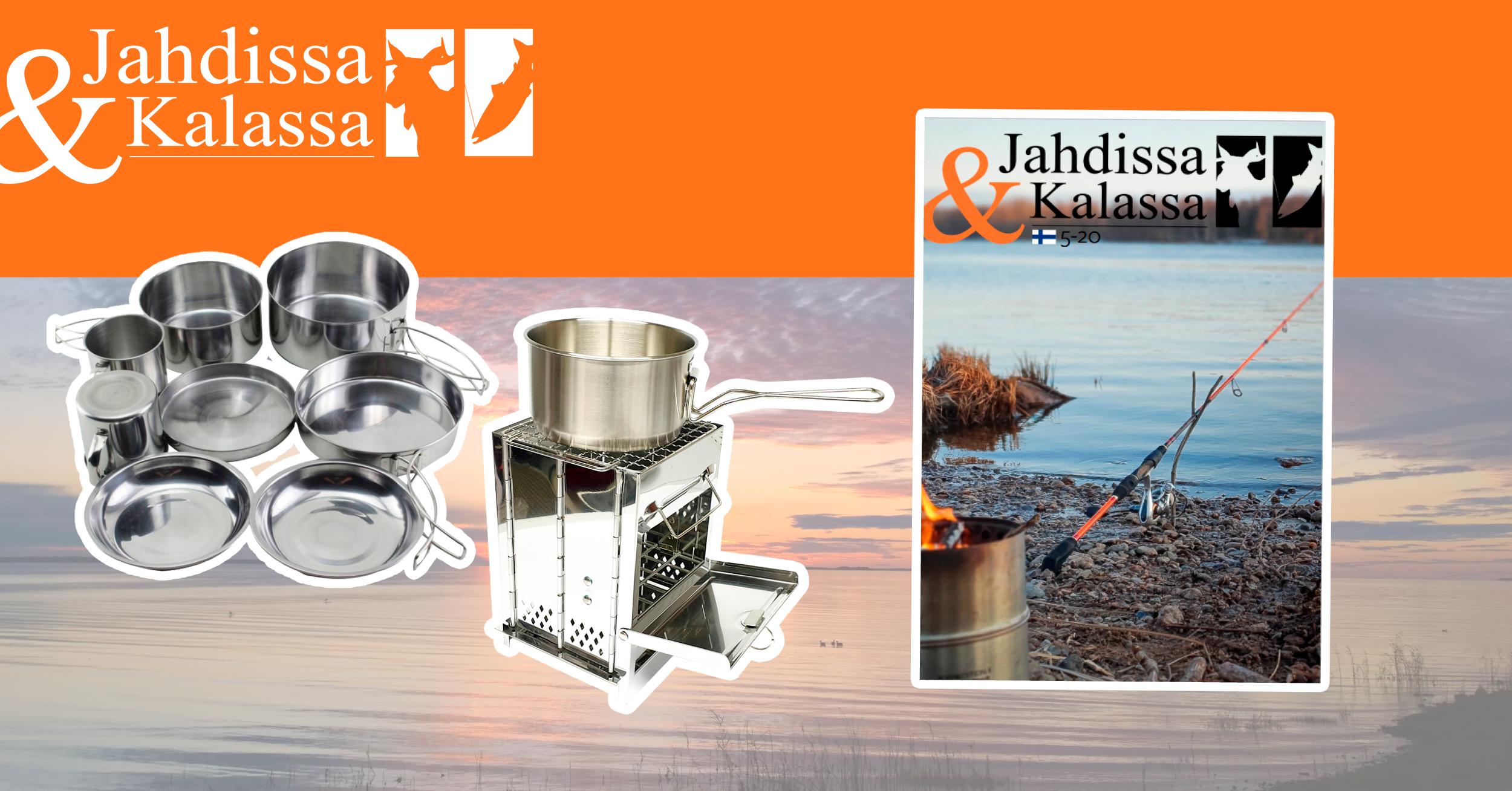Jahdissa&Kalassa FB-mainos