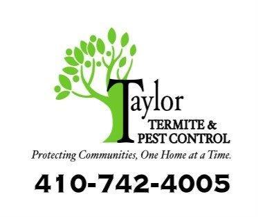 Taylor Termite Logo