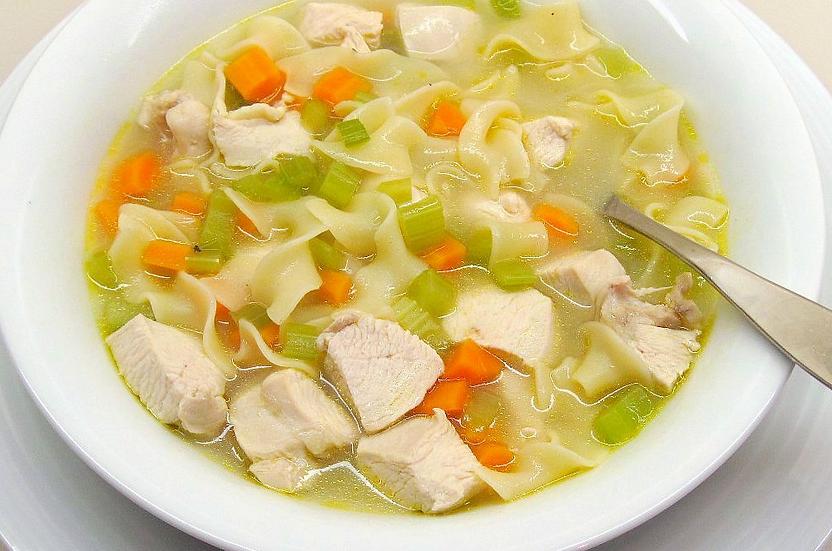 Asst Chicken Soups