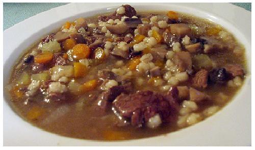 Asst Beef Soups