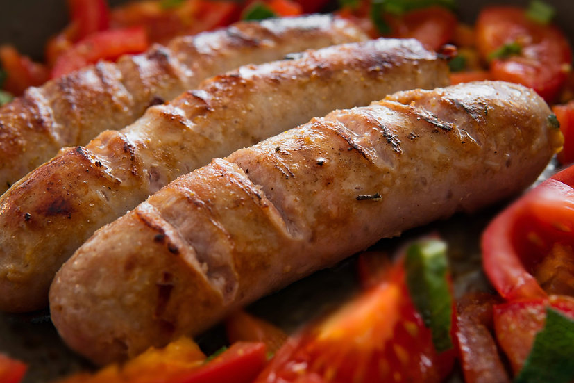 Pork Sausage pkg of 4 (uncooked)