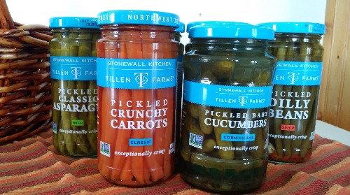 Tillen Farm Pickled Vegetables