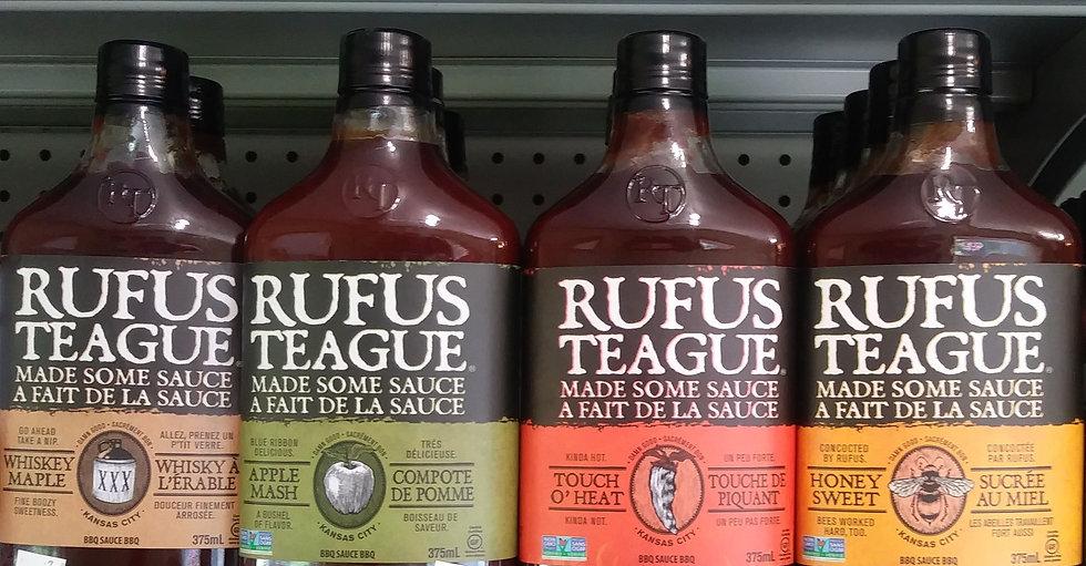Rufus Teague BBQ Sauce