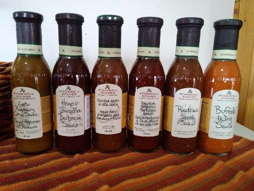 Stonewall Kitchen Sauces & Marinades