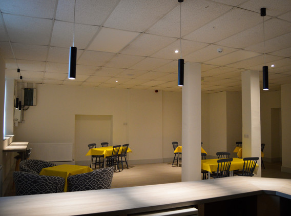 The Studio Cafe Bar 1