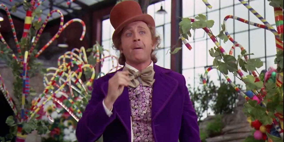 Willy Wonka and the Chocolate Factory 50th Anniversary