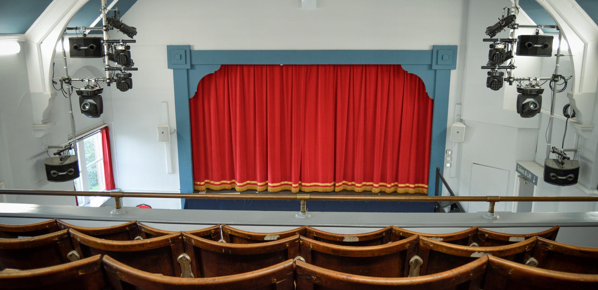 Glusburn Institute Main Hall