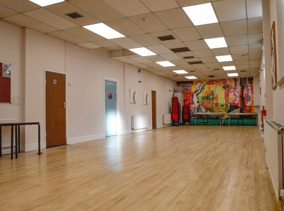 Baths Hall 3
