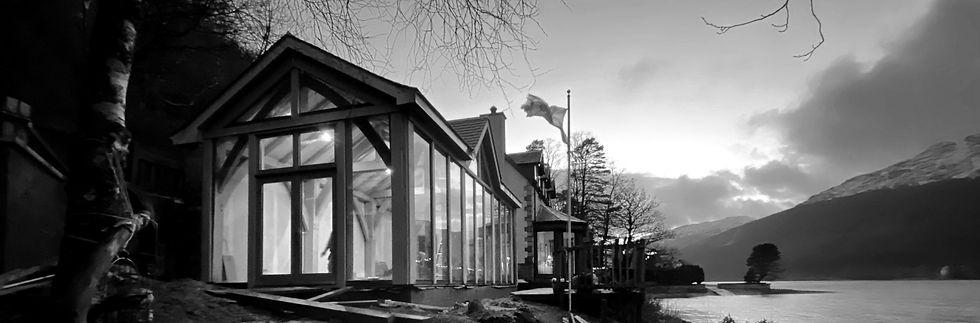 Loch House Oak Framed Windows Oak Framing Oak Windows .jpg