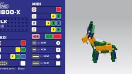 Lepao H800-X ELK 麋鹿