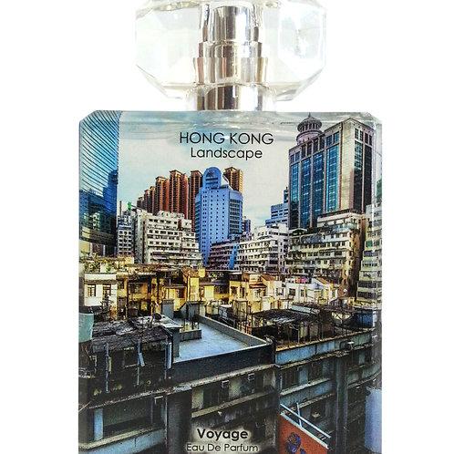 Hong Kong Architechure - Resolute Eau De Parfum