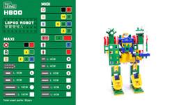 Lepao H800 LEPAO ROBOT 樂寶機械人