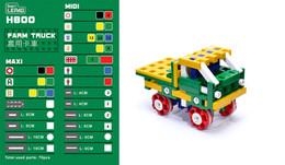 Lepao H800 FARM TRUCK 農用卡車