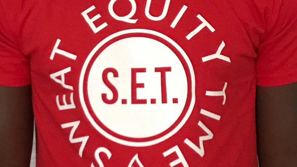 Sweat Red 100% Cotton shirt